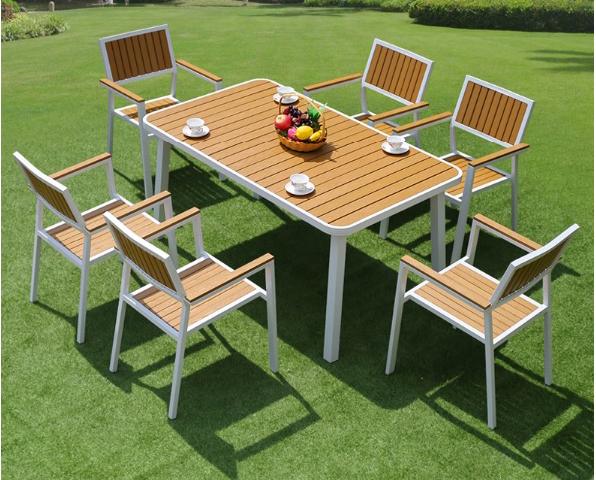Sự ưu việt của bàn ghế sắt sơn tĩnh điện trong đời sống